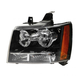1ALHL01215-Chevy Headlight