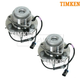 TKSHS00659-2003-05 Chevy Astro GMC Safari Wheel Bearing & Hub Assembly Front Pair  Timken HA590307