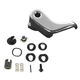 1ADHI00767-Locking Vent Window Handle Kit Passenger Side