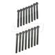 BAEMX00008-Toyota Cylinder Head Bolt Kit Beck / Arnley  016-1012