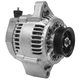 1AEAL00356-Honda Civic Civic Del Sol 80 Amp Alternator