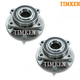 TKSHS00656-Wheel Bearing & Hub Assembly Front Pair  Timken HA590219