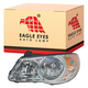 1ALHL01281-2007-10 Hyundai Elantra Headlight