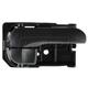 1ADHI00852-Nissan 240SX Maxima Interior Door Handle Passenger Side
