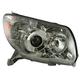 1ALHL01383-2006-09 Toyota 4Runner Headlight Passenger Side