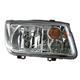 1ALHL01393-2002-05 Volkswagen Jetta Headlight Passenger Side