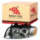 1ALHL01332-Audi A4 A4 Quattro Headlight