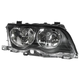 1ALHL01330-BMW Headlight Passenger Side