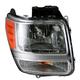 1ALHL01347-2007-11 Dodge Nitro Headlight