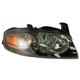 1ALHL01351-2004-06 Nissan Sentra Headlight