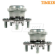TKSHS00695-Wheel Bearing & Hub Assembly Rear Pair  Timken HA590112