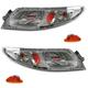 DMLHP00004-International Headlight Pair  Dorman 888-5105  888-5106