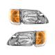 DMLHP00003-International Headlight Pair  Dorman 888-5103  888-5104
