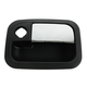 DMDHE00017-Exterior Door Handle Passenger Side Front