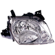 1ALHL01312-2002-03 Mazda MPV Headlight