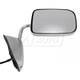 1AMRE01631-1988-93 Dodge Mirror Passenger Side