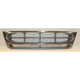 1ABGR00101-1997-02 Ford Grille Chrome Gray