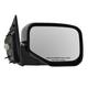 1AMRE01681-2006-14 Honda Ridgeline Mirror Passenger Side