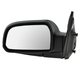 1AMRE01686-2005-09 Hyundai Tucson Mirror Driver Side