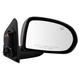 1AMRE01691-2007-13 Jeep Compass (MK) Mirror Passenger Side