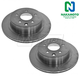 1ABFS00466-Brake Rotor Pair  Nakamoto 31349