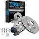 1ABFS00433-Brake Pad & Rotor Kit Front