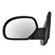 1AMRE01749-Mirror Driver Side