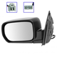 1AMRE01780-2002-06 Acura MDX Mirror Driver Side