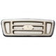 1ABGR00275-Ford F150 Truck Grille Chrome & Champagne