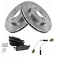 1ABFS00593-Mercedes Benz Brake Kit