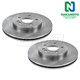 1ABFS00592-Mercedes Benz Brake Rotor Front