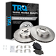 1ABFS00565-Scion tC Toyota Celica Brake Pad & Rotor Kit Front