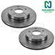 1ABFS00576-Brake Rotor Pair  Nakamoto 52010080AE
