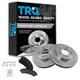 1ABFS00573-Brake Pad & Rotor Kit Front