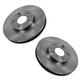 1ABFS00541-Brake Rotor Pair