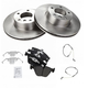 1ABFS00538-BMW 328i 328i xDrive Brake Kit