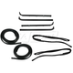 1AWSS00146-1980-86 Ford Door Weatherstrip Seal Kit