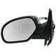 1AMRE01866-Mirror Driver Side Chrome Cap