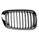1ABGR00329-BMW Grille Passenger Side Chrome & Black