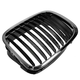 1ABGR00327-BMW Grille Passenger Side Chrome & Black