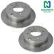 1ABFS00283-Brake Rotor Rear Pair  Nakamoto 5841138310