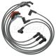 MCESW00009-2004-07 Spark Plug Wire Set Motorcraft WR6111