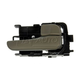 1ADHI00464-2000-03 Nissan Sentra Interior Door Handle Passenger Side