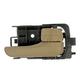1ADHI00460-2000-03 Nissan Sentra Interior Door Handle