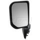 1AMRE01956-2007-14 Toyota FJ Cruiser Mirror Driver Side