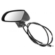 1AMRE01964-Chevy Caprice Pontiac Safari Mirror Driver Side