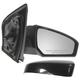 1AMRE01963-2007-12 Nissan Sentra Mirror Passenger Side