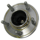 MCSHF00016-Wheel Bearing & Hub Assembly Motorcraft HUB35
