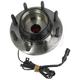MCSHF00011-Ford Wheel Bearing & Hub Assembly  Motorcraft HUB4