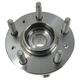 MCSHF00014-1999-03 Ford Windstar Wheel Bearing & Hub Assembly